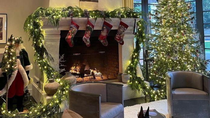 Kendall Jenner's Living Room, December 2020