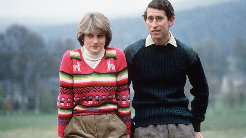 Charles  Diana EheKrise schon whrend der Flitterwochen  Promiflashde