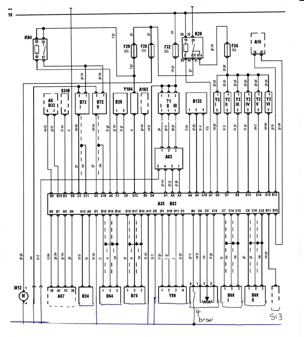 medium resolution of audi c4 wiring diagram wiring diagram schema wiring diagram audi 100 c4 audi 100 wiring diagram