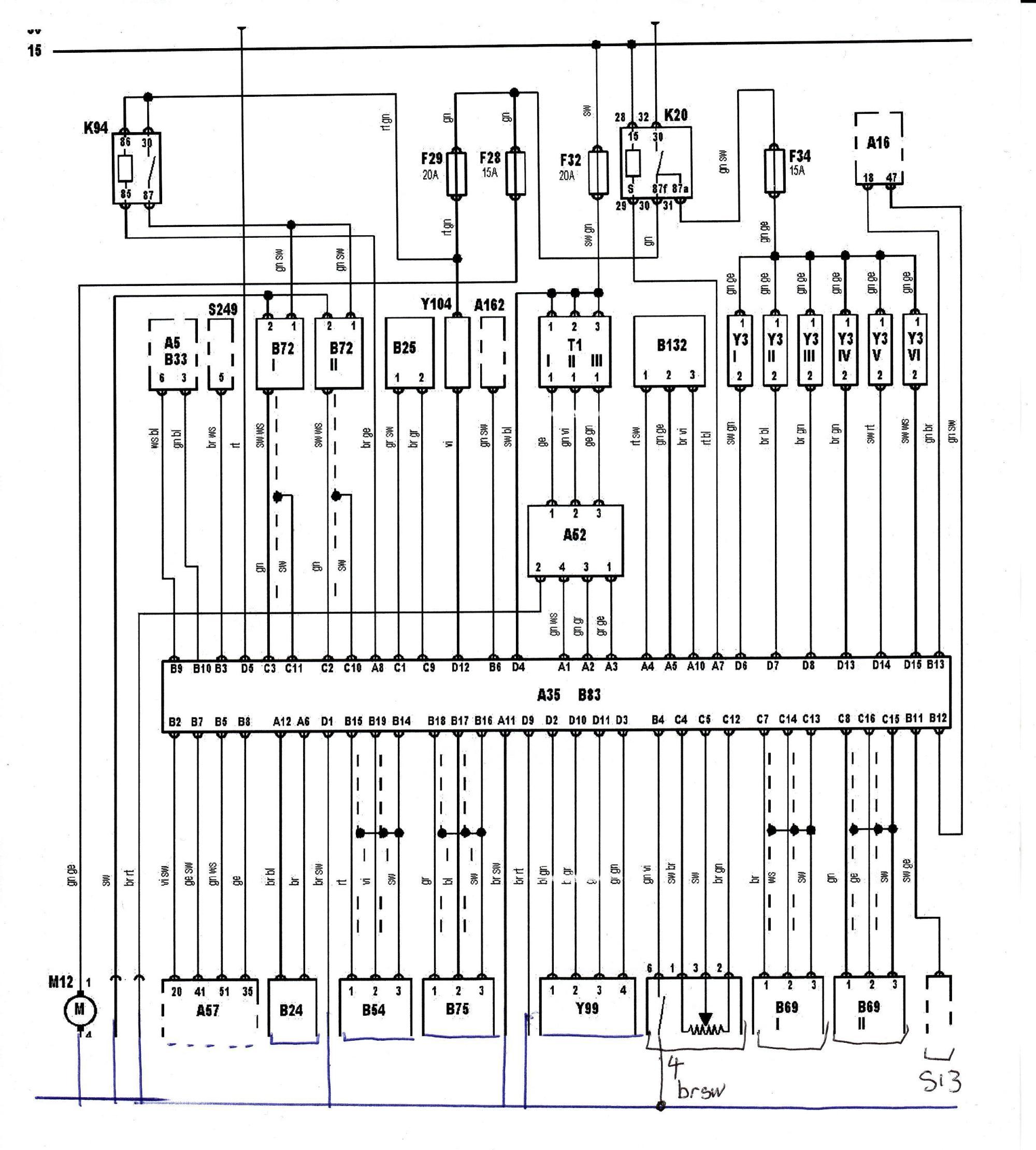 hight resolution of audi c4 wiring diagram wiring diagram schema wiring diagram audi 100 c4 audi 100 wiring diagram