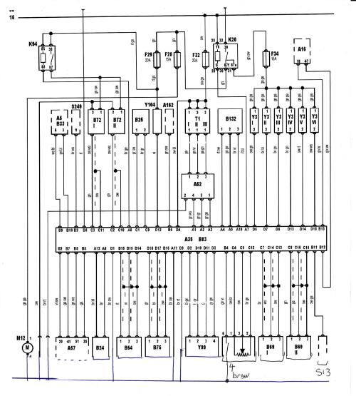 small resolution of audi c4 wiring diagram wiring diagram schema wiring diagram audi 100 c4 audi 100 wiring diagram