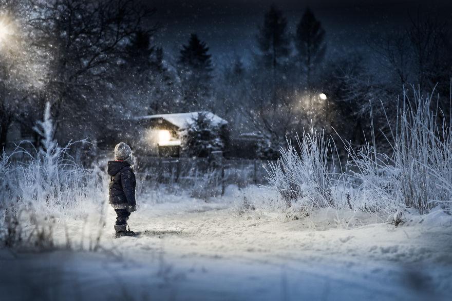 Ziemas nakts