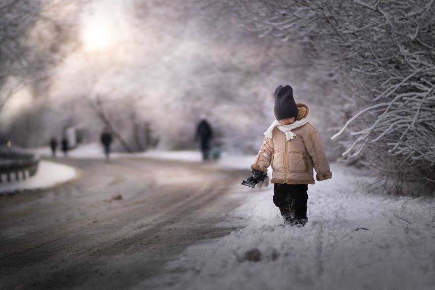 Sniegotā diena