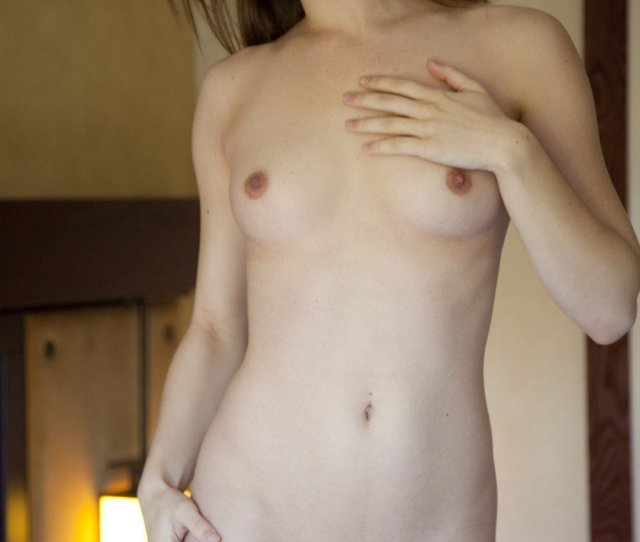 Shaved Teen Shows Her Pussy 08
