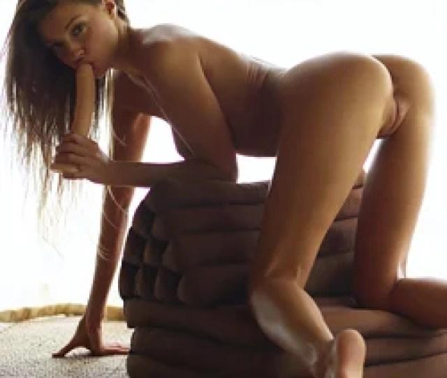 Sexy Slut Melena Maria Dildo Demo