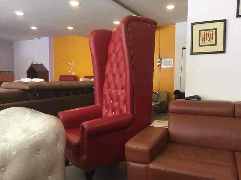 good leather sofas in bangalore outdoor puerta 5 piece wicker l shaped sectional sofa set italia furniture factory lalbagh road