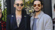 Kaulitz-zwillinge Wilde Partynacht Mit Drake Kendall