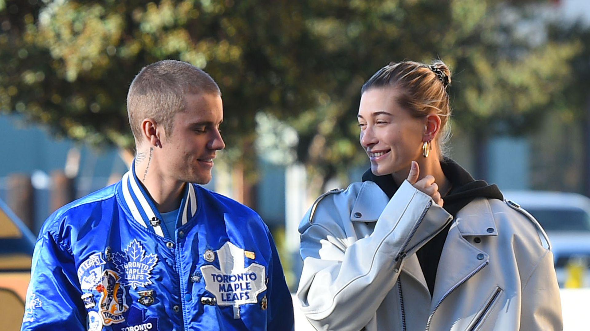 Justin  Hailey Bieber fhlen sich noch nicht verheiratet  Promiflashde