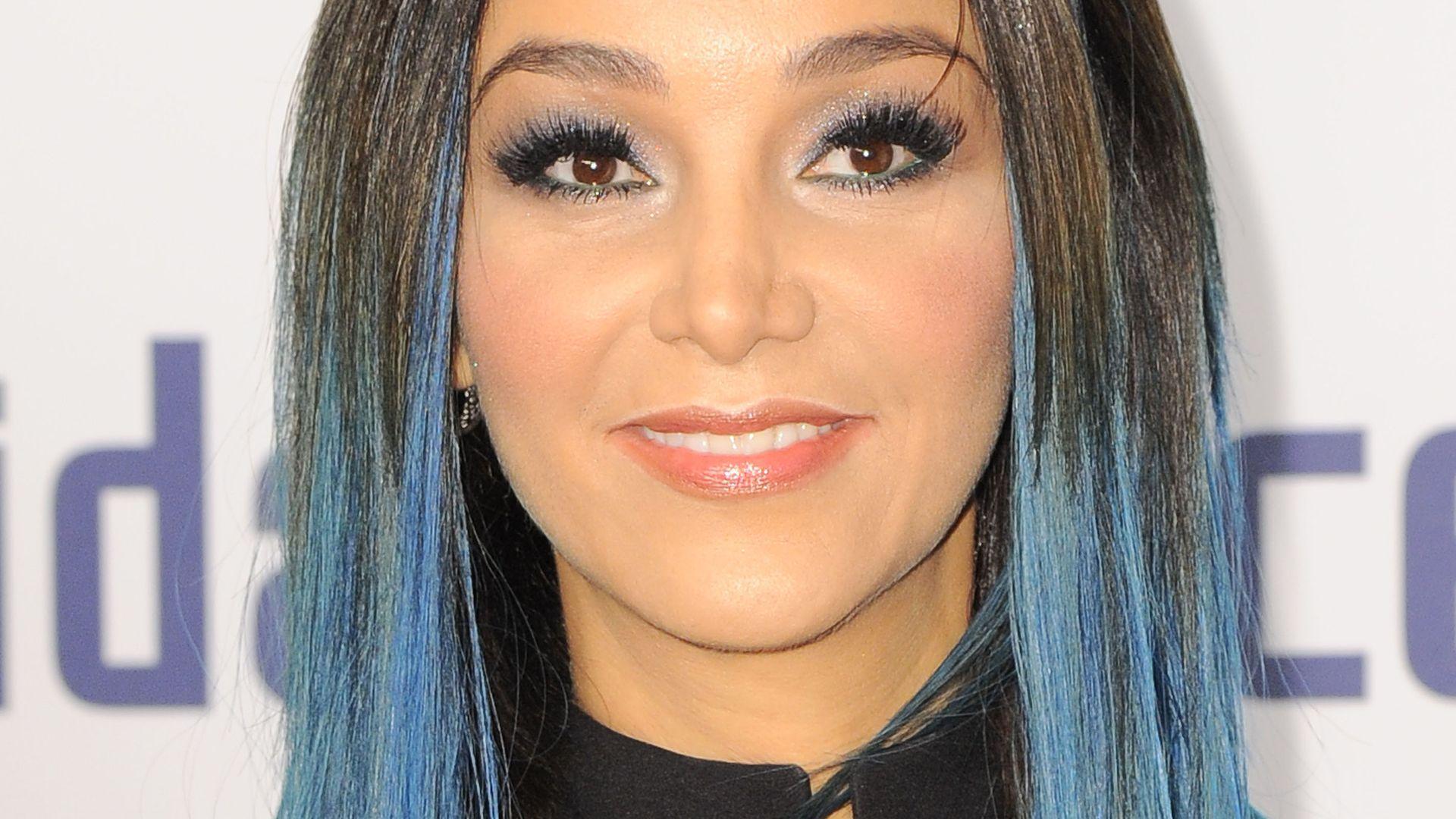 Eisig Blau Das Steckt Hinter Verona Pooths Neuer Frisur