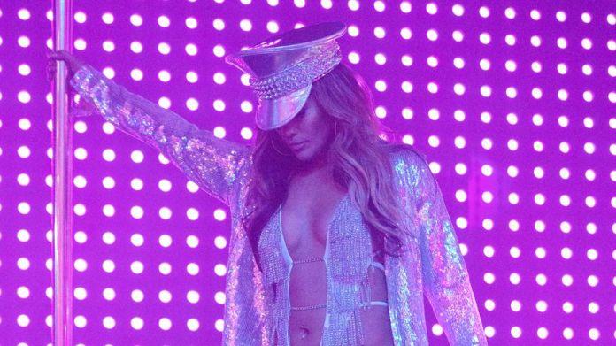 """Jennifer Lopez in """"Hustlers"""""""