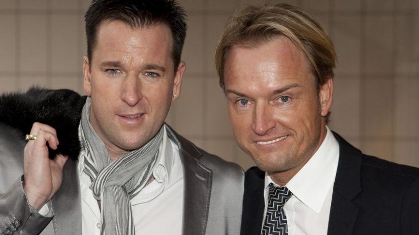 Michael Wendler and Markus Krampe, 2010