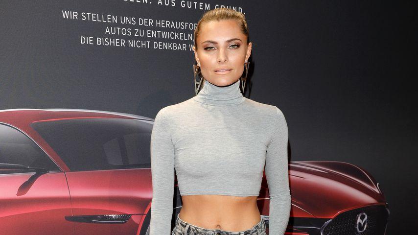 FanSorge trotz sexy Look Ist Sophia Thomalla zu dnn