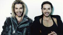Bill Kaulitz and Tom