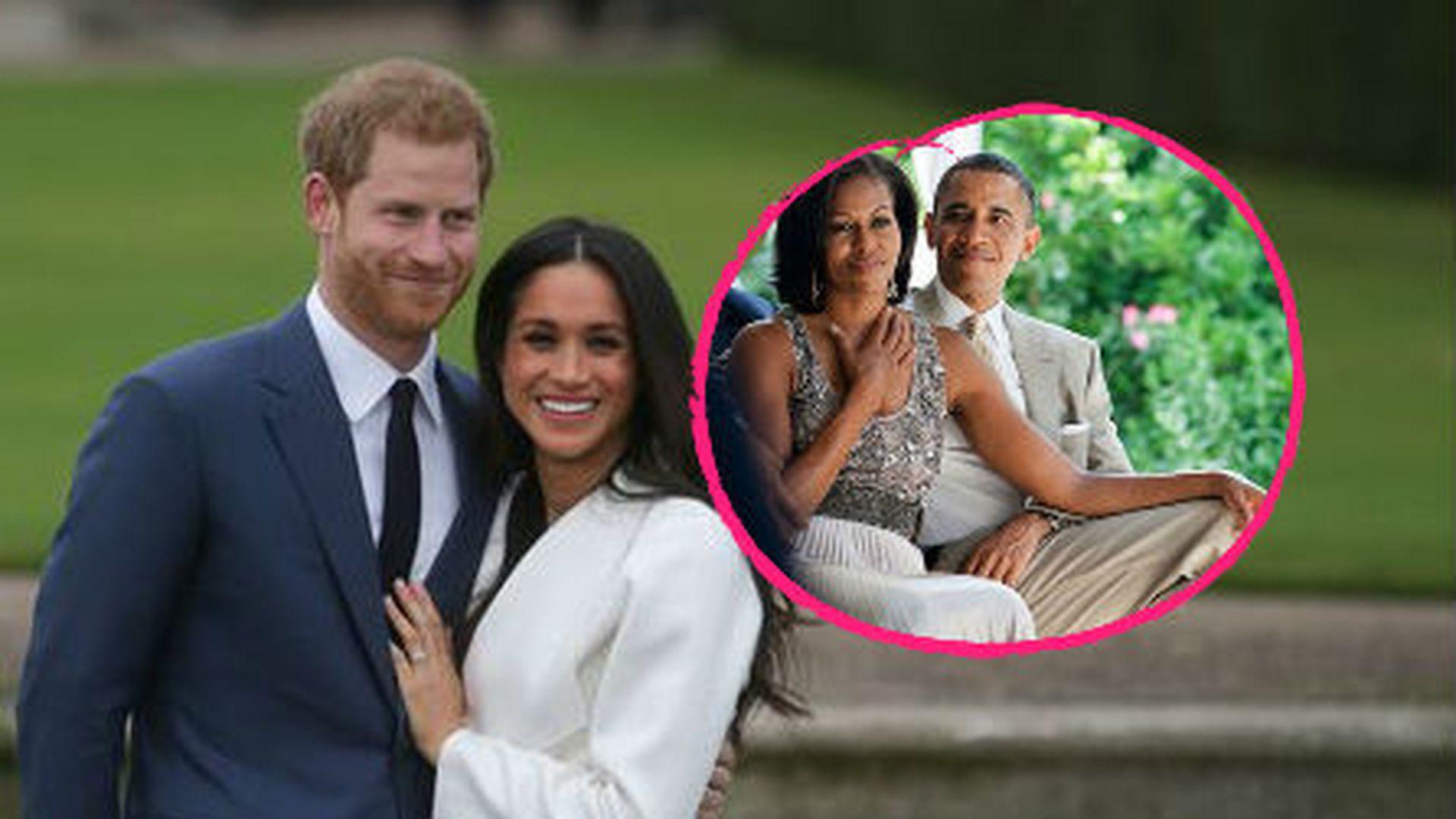 Hochzeit von Prinz Harry  Meghan Die Obamas sollen kommen  Promiflashde