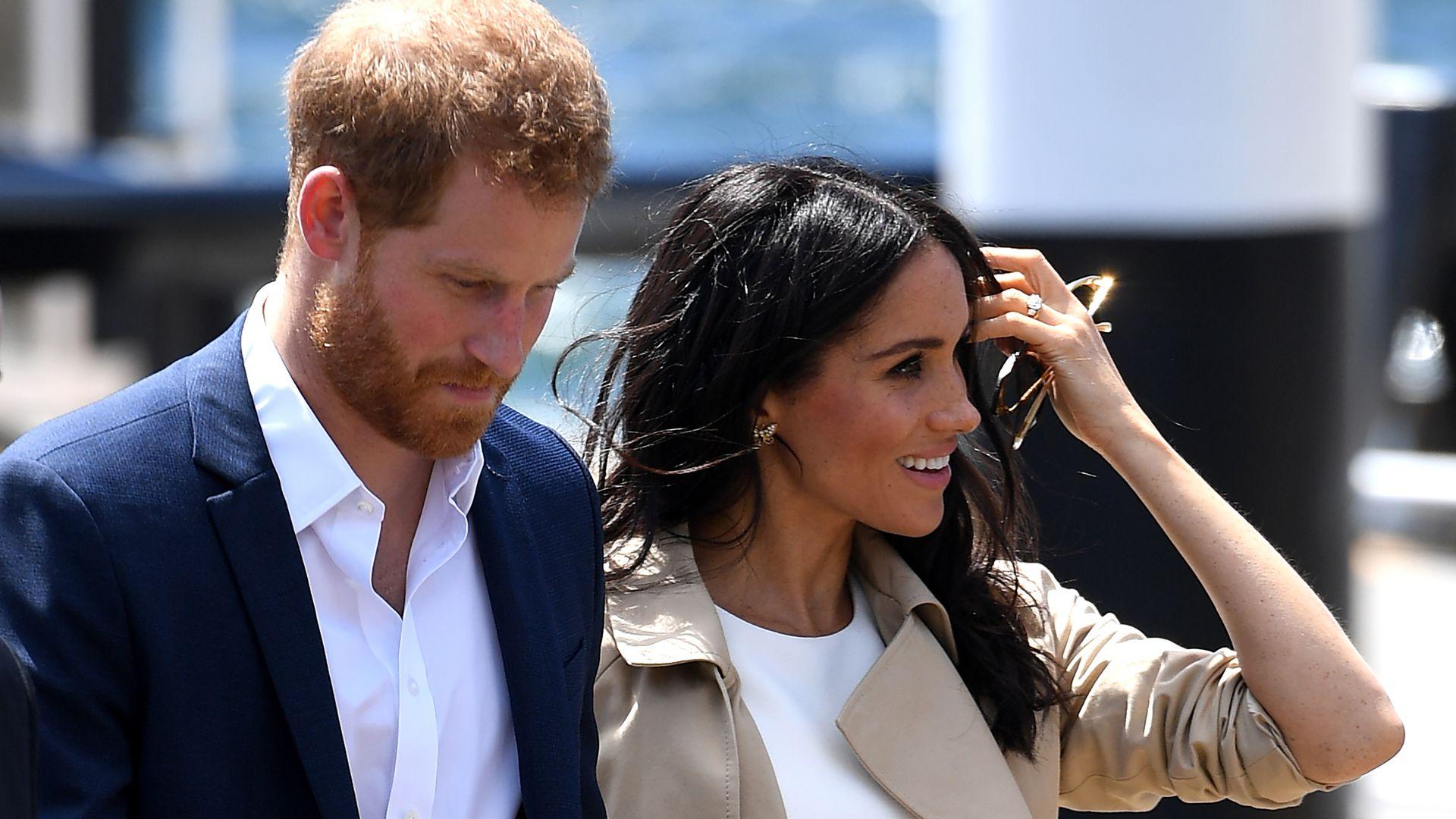 Darum wird Harry  Meghans Baby weder Prinz noch