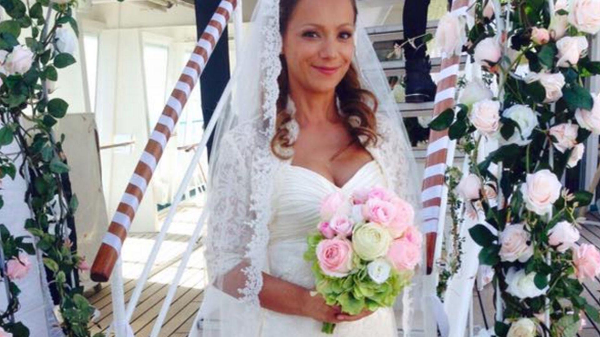 Traumhochzeit Radost Bokel ist eine wunderschne Braut