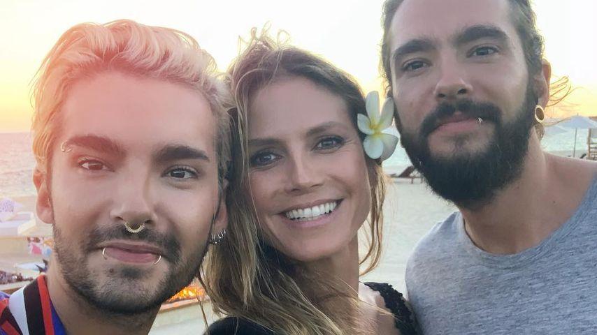 Hochzeit von Tom Kaulitz  Heidi Klum Wird Bill Trauzeuge  Promiflashde