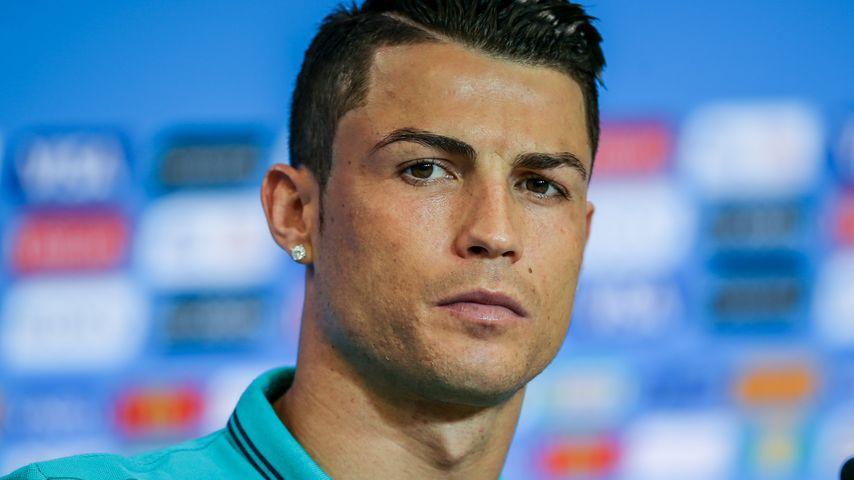 Cristiano Ronaldos Frisur Lieber nicht nachmachen