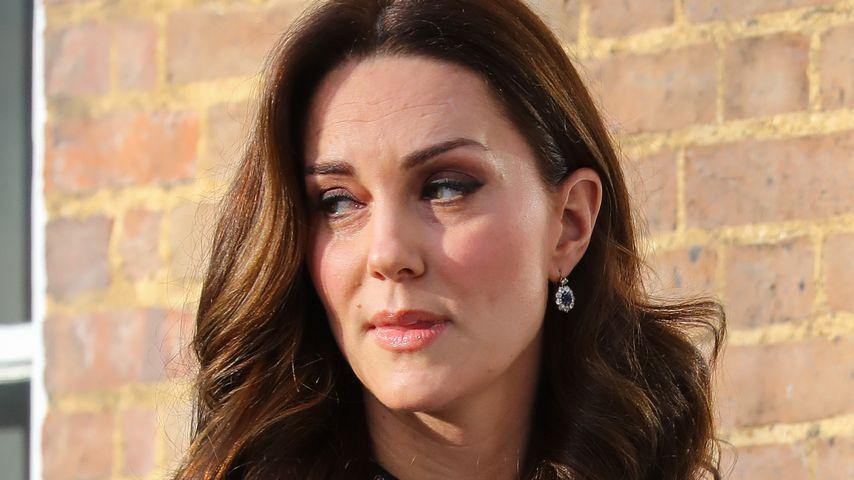 Meghans Hochzeit Warum bleibt Herzogin Kate auen vor
