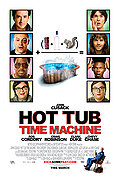 Hot Tub Time Machine poster & wallpaper