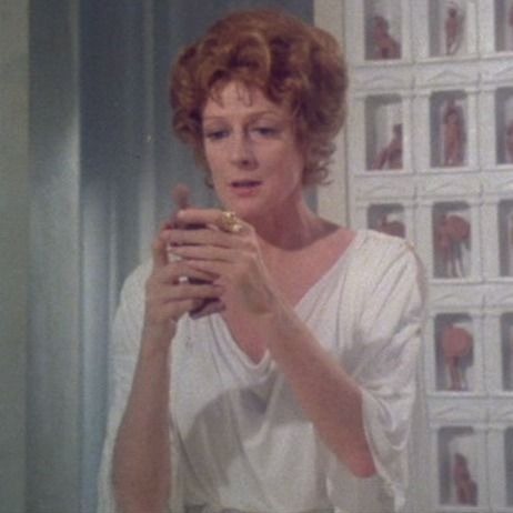 "Maggie Smith as Thetis from ""Clash of the Titans"""