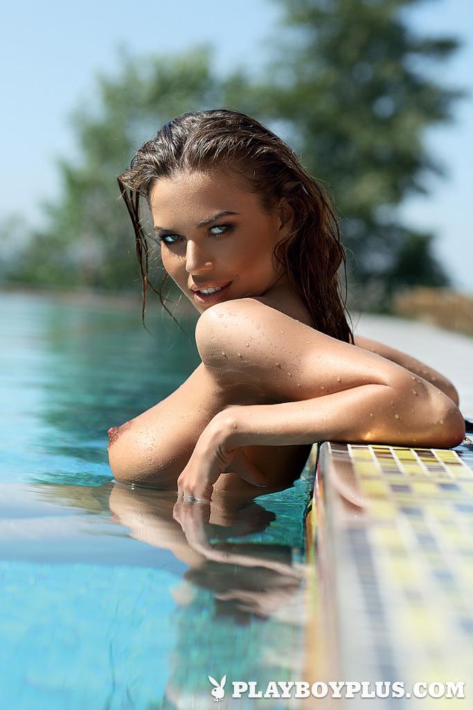 Ukrainian Model Svitlana Chumachenko 00