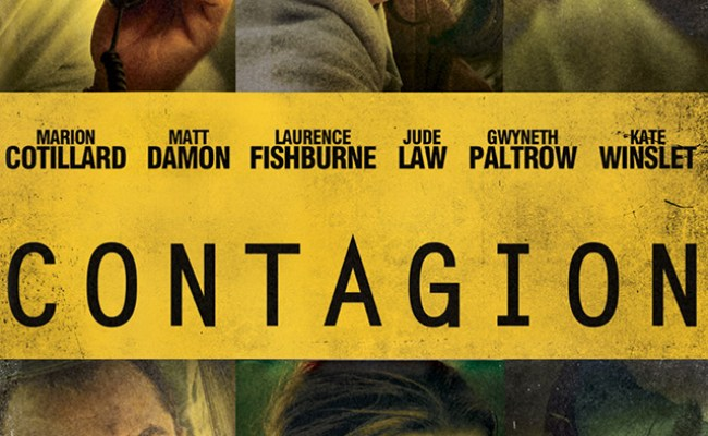 Contagion Rotten Tomatoes