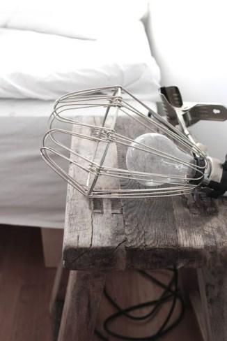 Hay lamp