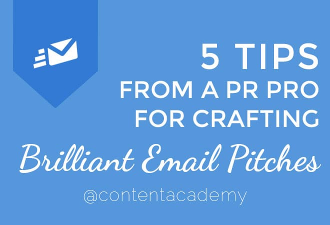 email-pitching
