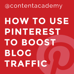 How to Use Pinterest to Boost Blog Traffic