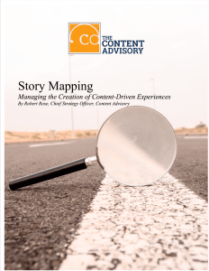 Story Mapping Content
