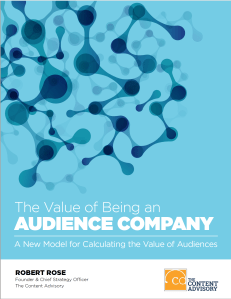 Becoming Audience Company