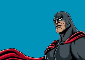 Who Is Your Brand's Villain?, the content advisory, robert rose, superhero.