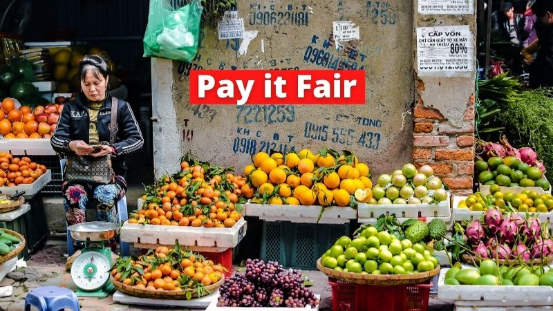 pay it fair - haggling in developing countries