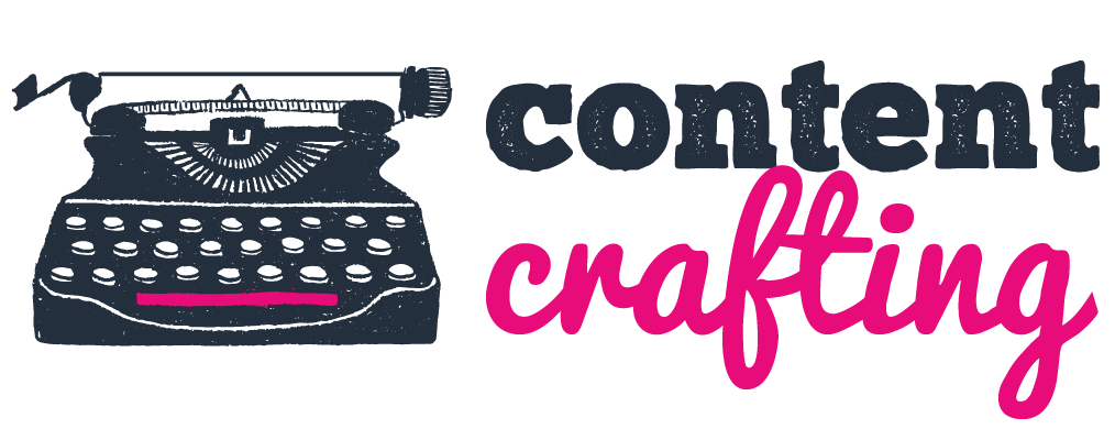 Content Crafting | Ayrshire writer and editor