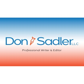 Don Sadler - Writer