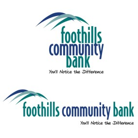 Foothills Community Bank logo