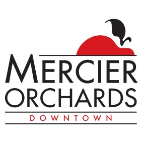 Mercier Orchards Downtown logo