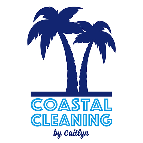 coast cleaning by caitlyn logo