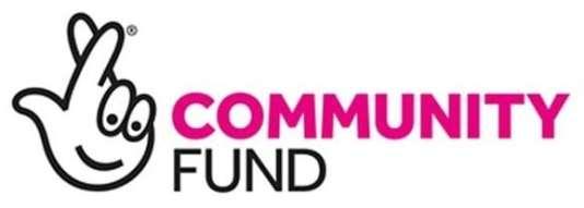 UK lottery community fund logo