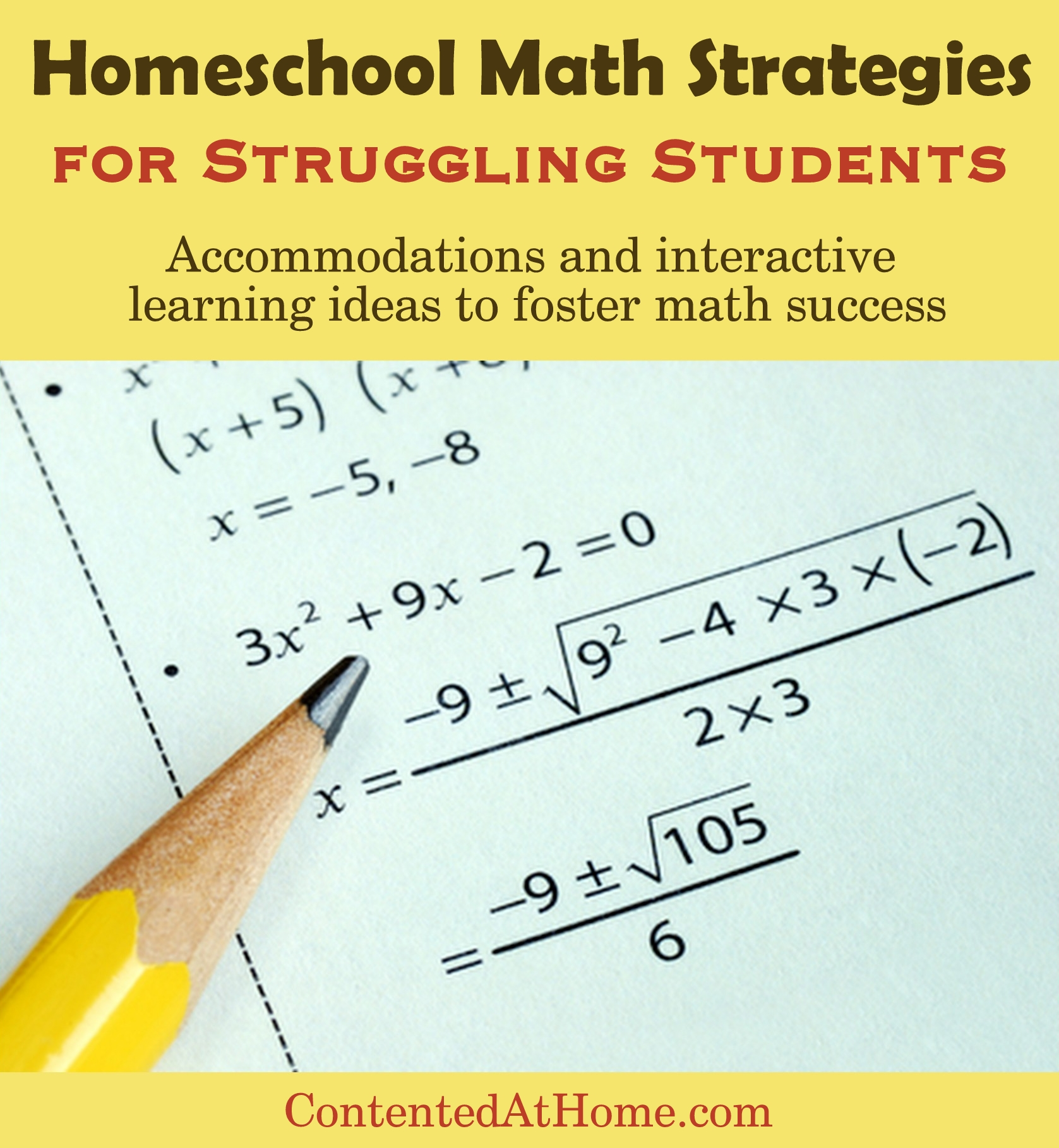 Interactive Homeschool Math Curriculum