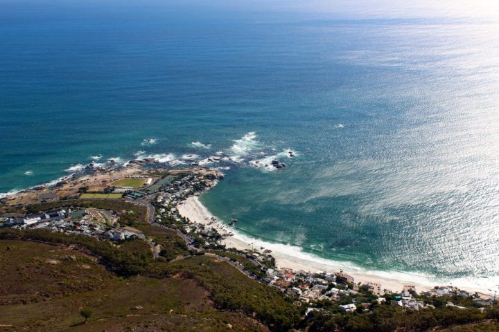 View from Lion's Head, Cape Town