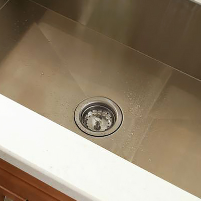 Fixing Leaky Sink Strainers  The Home Depot