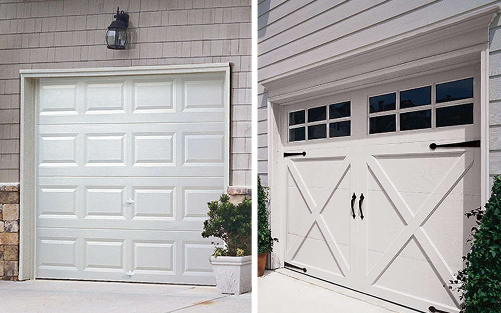 Best Garage Doors For Your Home The Home Depot