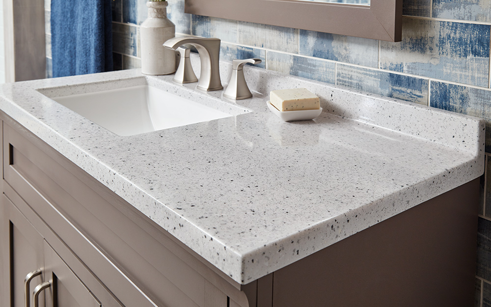 How To Choose A Bathroom Vanity Top