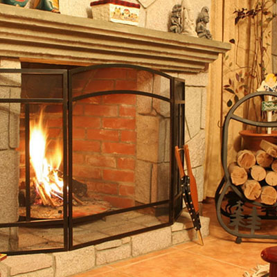 Best Fireplace Accessories for Your Home  The Home Depot