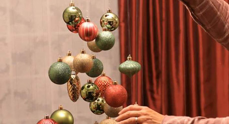 How To Make Picture Christmas Ornaments
