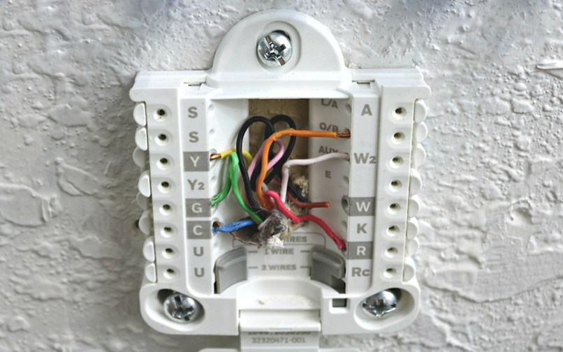Ceiling Fan Internal Wiring