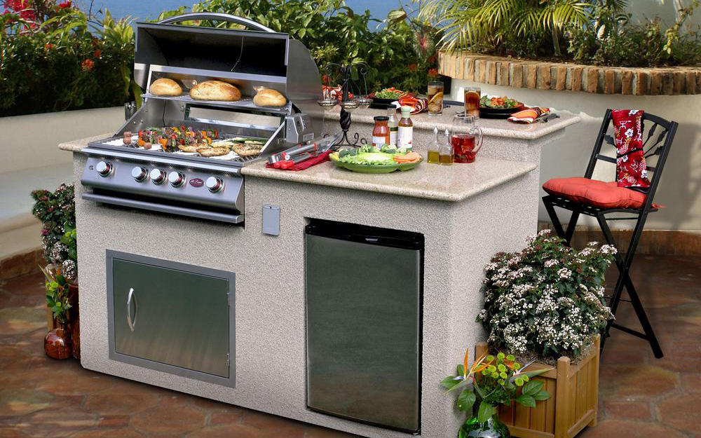 Outdoor Kitchen Ideas That Will Keep You Outside  The