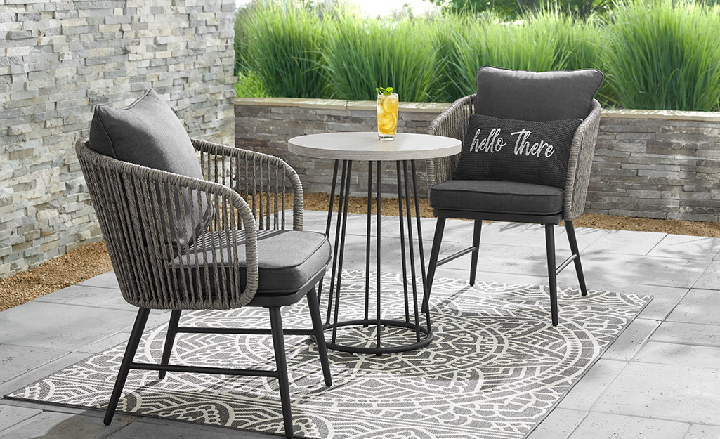 small patio ideas the